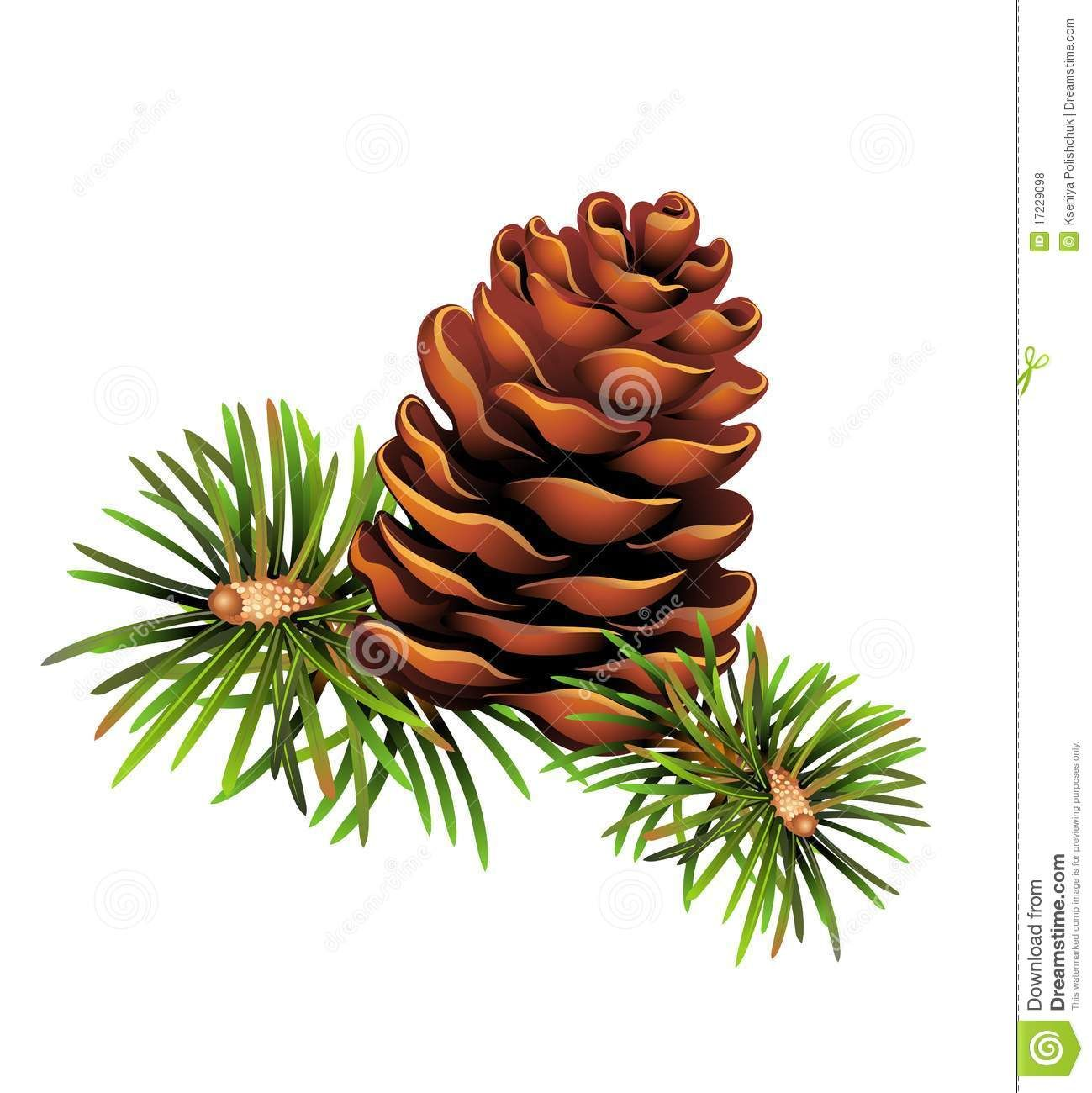 Christmas <b>Pine</b> Cone Clipart Pinecone Christmas <b>trees</b.
