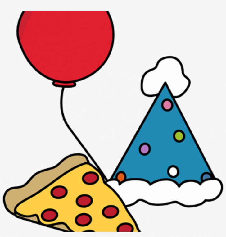 christmas pizza party clipart.