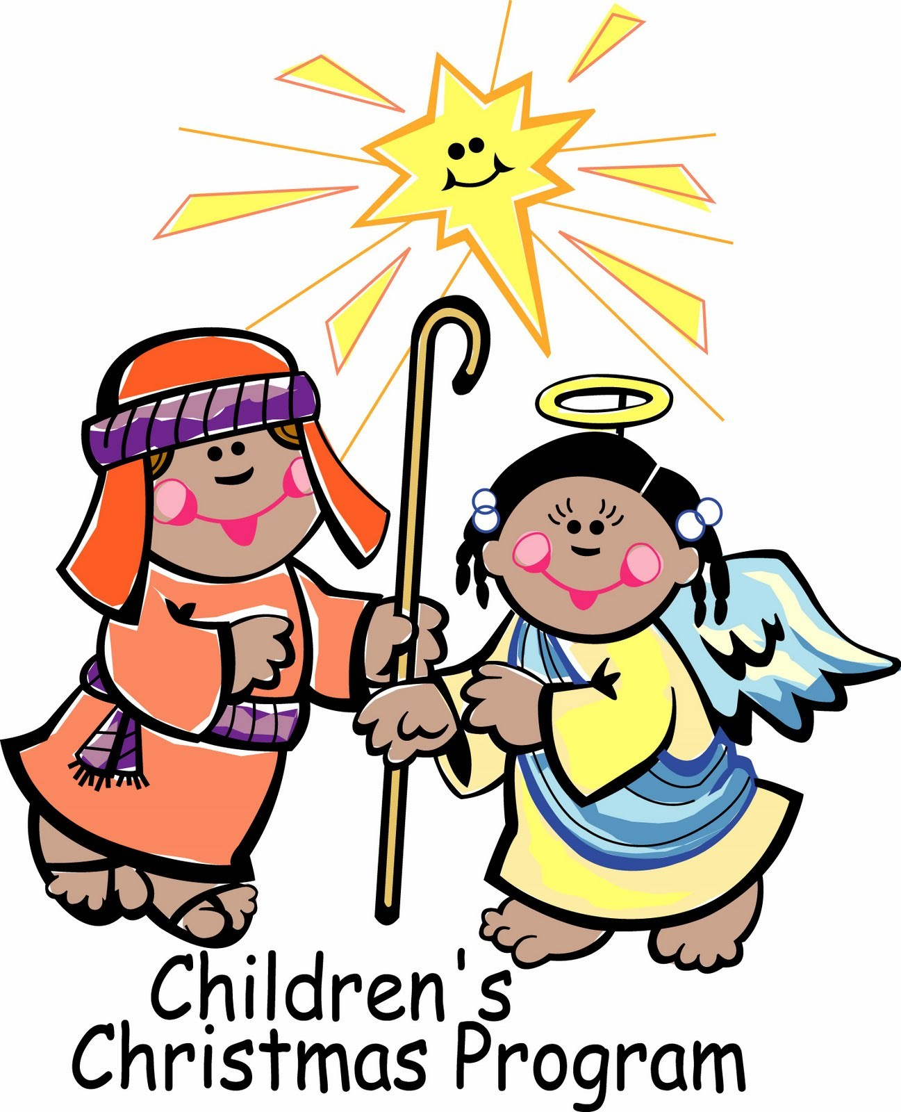 Childrens christmas play clipart 6 » Clipart Portal.