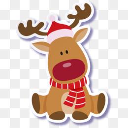 Dog Christmas PNG.