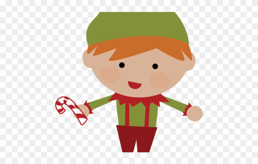 Elf Clipart Cute.