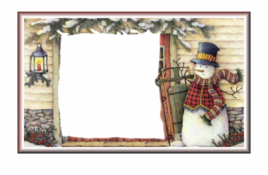 Free Holiday Frames Borders.