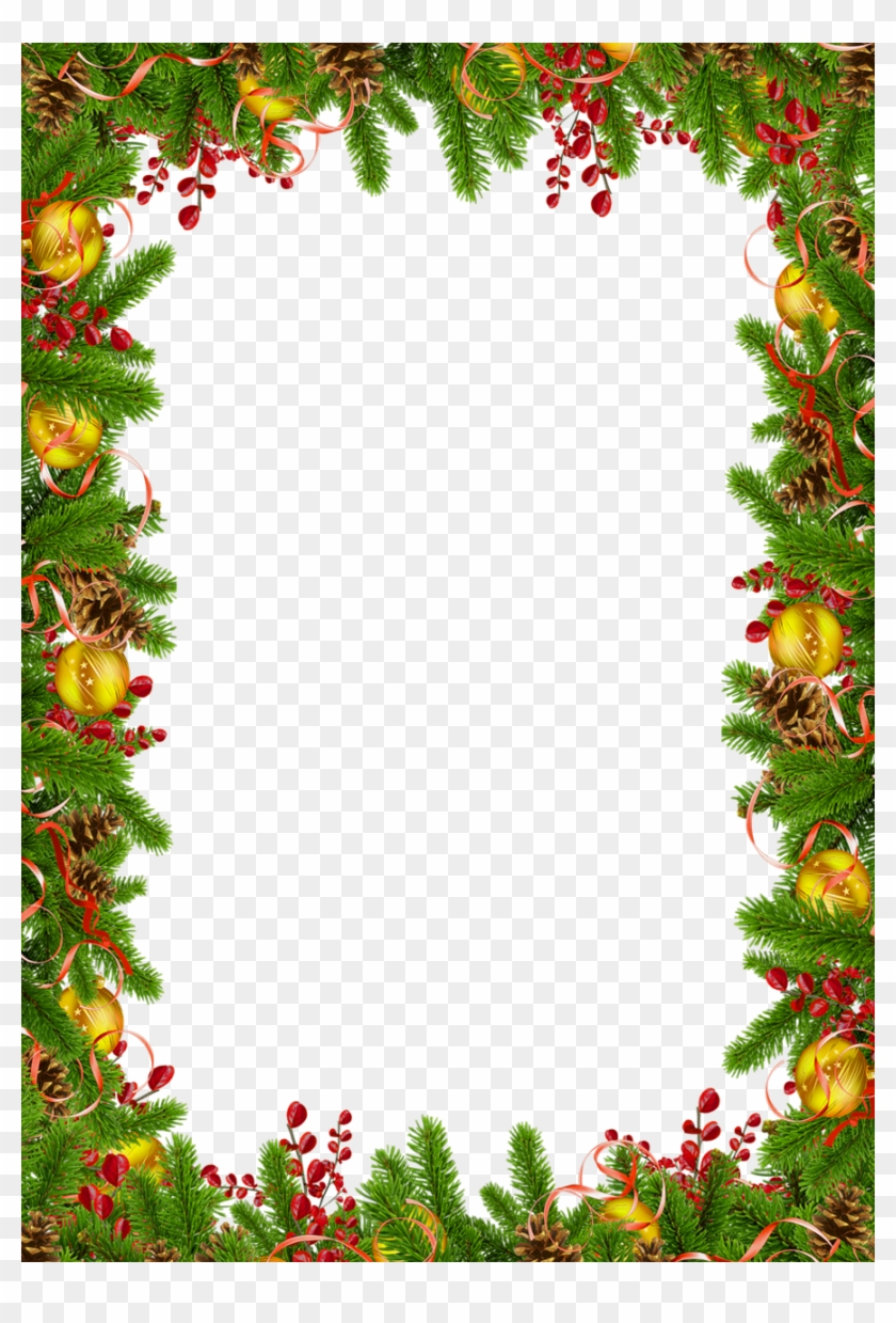 Picture Stock Free Christmas Clipart Frames.