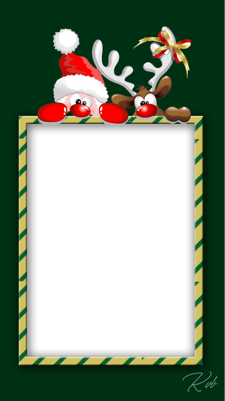 Free Png Christmas Photo Frames.