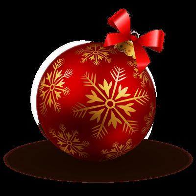 Christmas transparent PNG images.