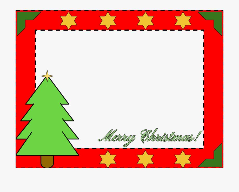 Christmas Border Christmas Png Image.