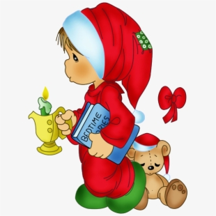 Precious Moments Nativity Clipart.
