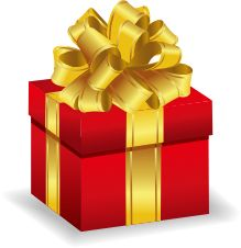 christmas presents clipart png #16
