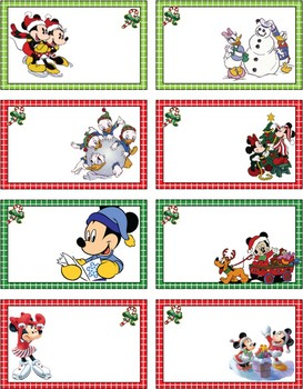 christmas present clipart disney #4