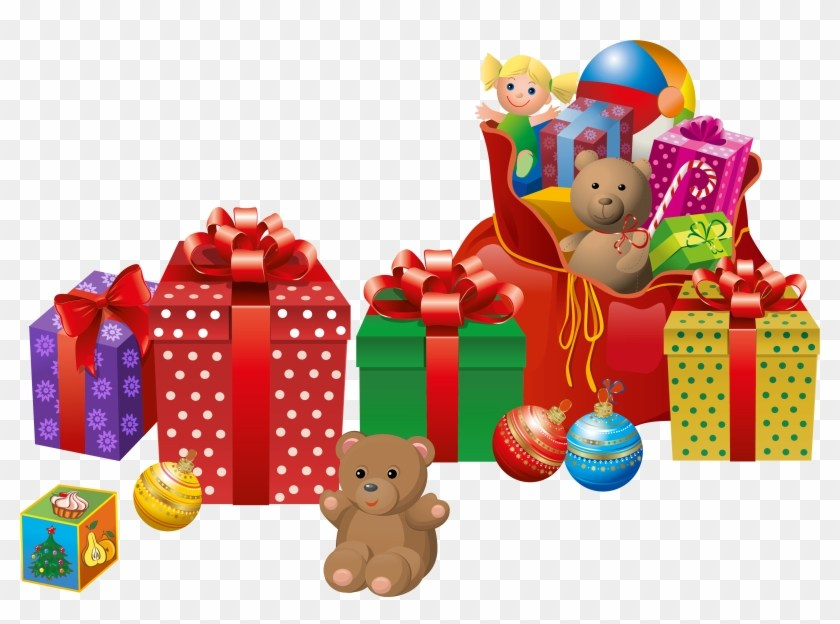 Christmas presents clipart free 4 » Clipart Portal.