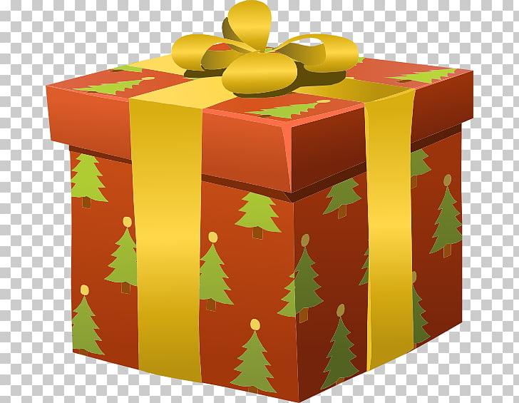 Christmas gift Birthday , christmas present PNG clipart.