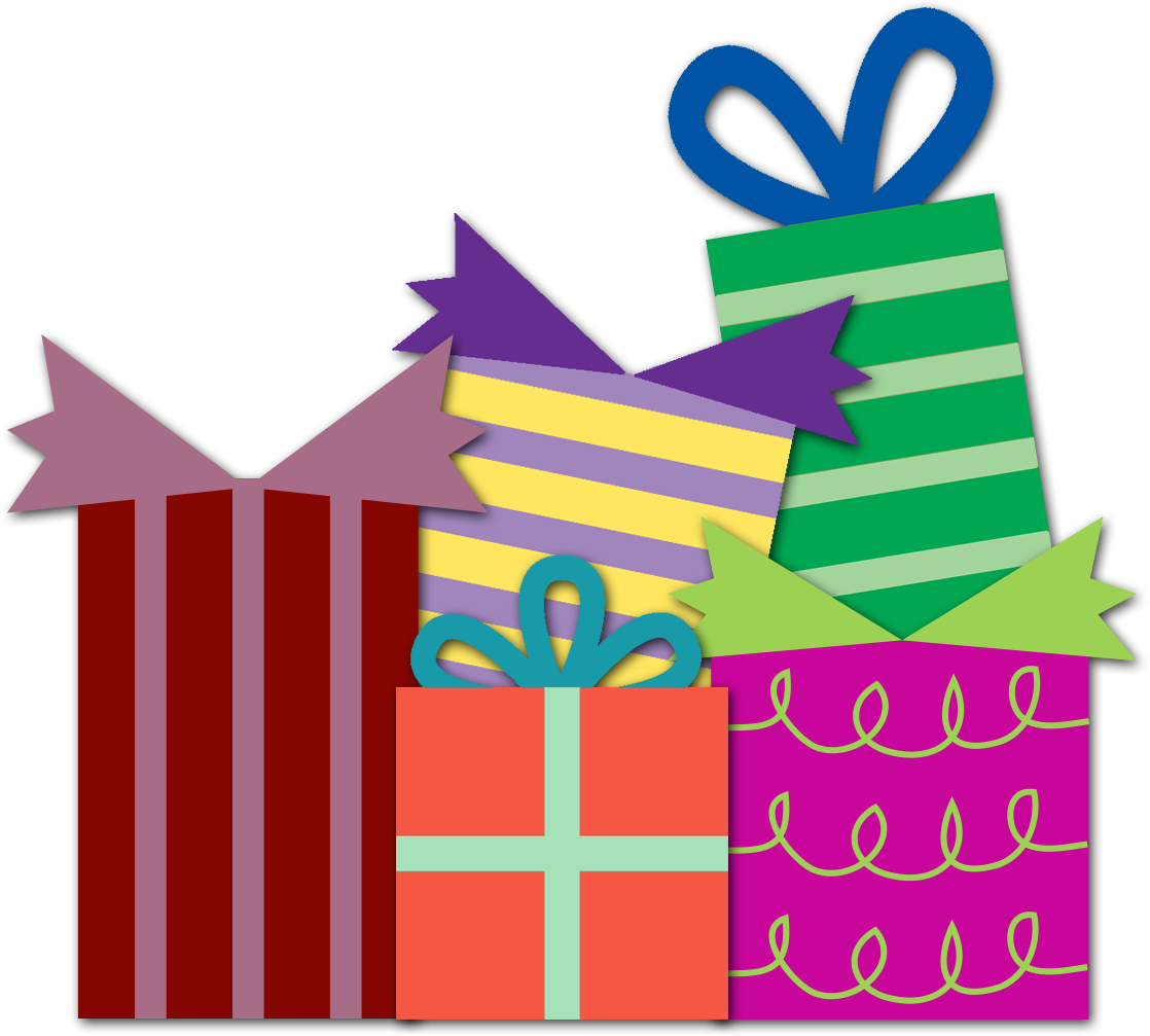 Gifts Clipart Png.