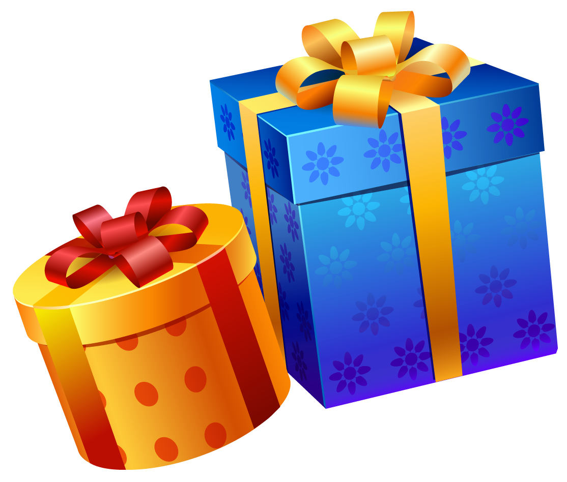 christmas presents clipart png #17