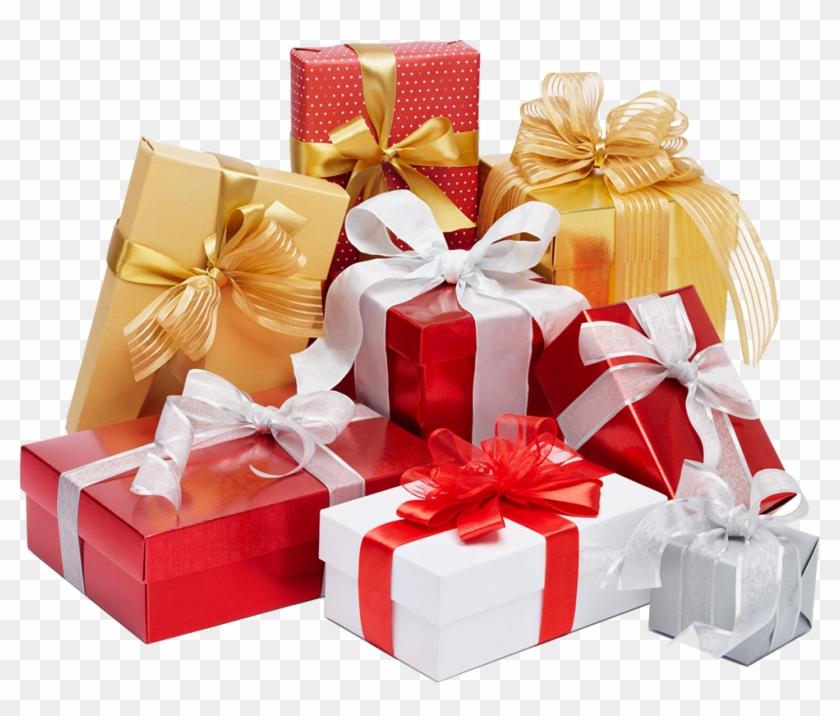 Give Christmas Gifts.