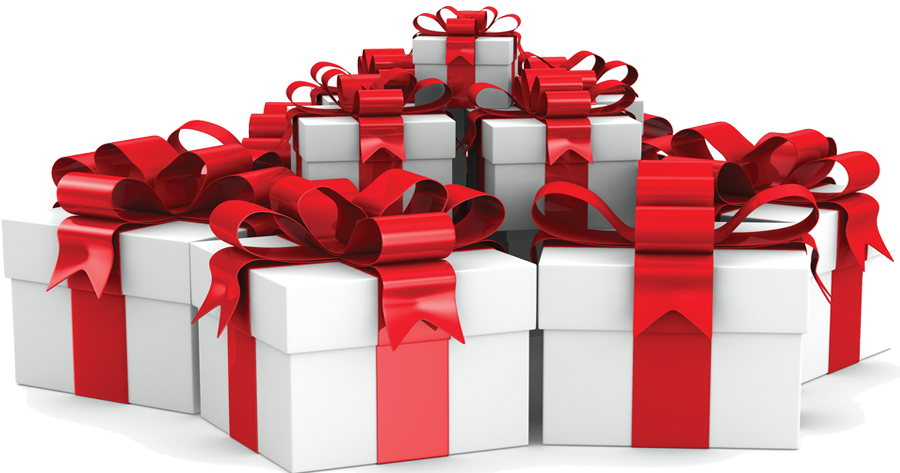 Christmas Presents Png & Free Christmas Presents.png Transparent.