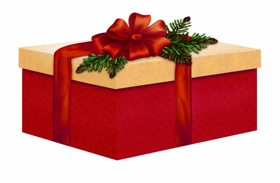Present Cute Christmas T List Kid Clipart.