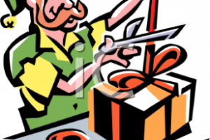 Christmas presents wrapped clipart 1 » Clipart Portal.