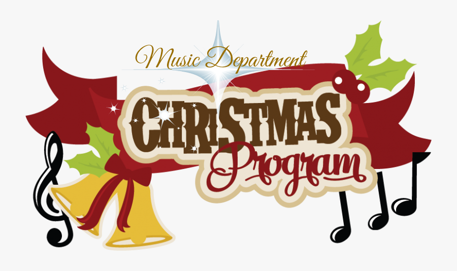 Youth Christmas Program Clip Art , Free Transparent Clipart.