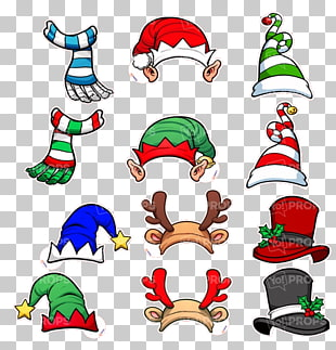 33 christmas Props PNG cliparts for free download.
