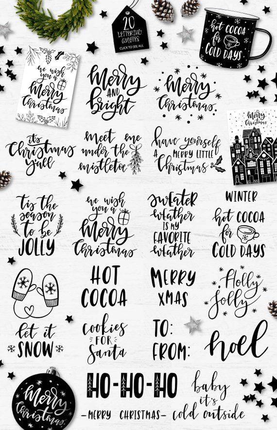 Christmas clipart / Christmas overlays / Christmas clip art.