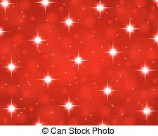 EPS Vector of Christmas red background.