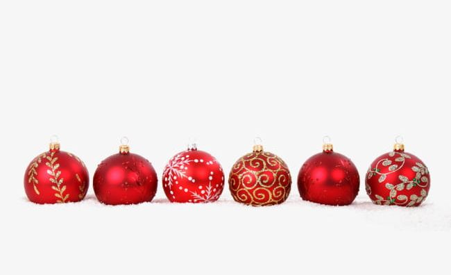 Christmas Red Ball PNG, Clipart, Background, Ball, Ball Clipart.