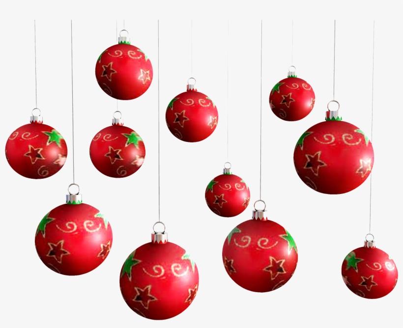 Christmas Balls Png Photos.