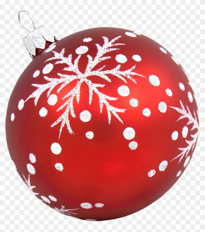 Christmas Ball Png Image.