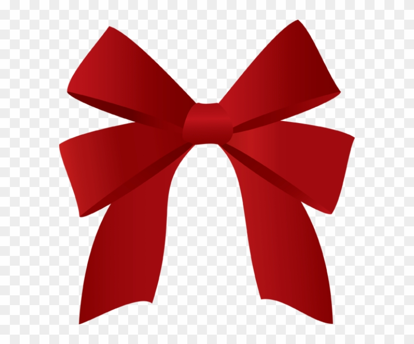 Red Bow Clipart Images Pictures.