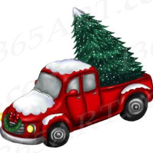 Christmas Truck Clipart Archives.