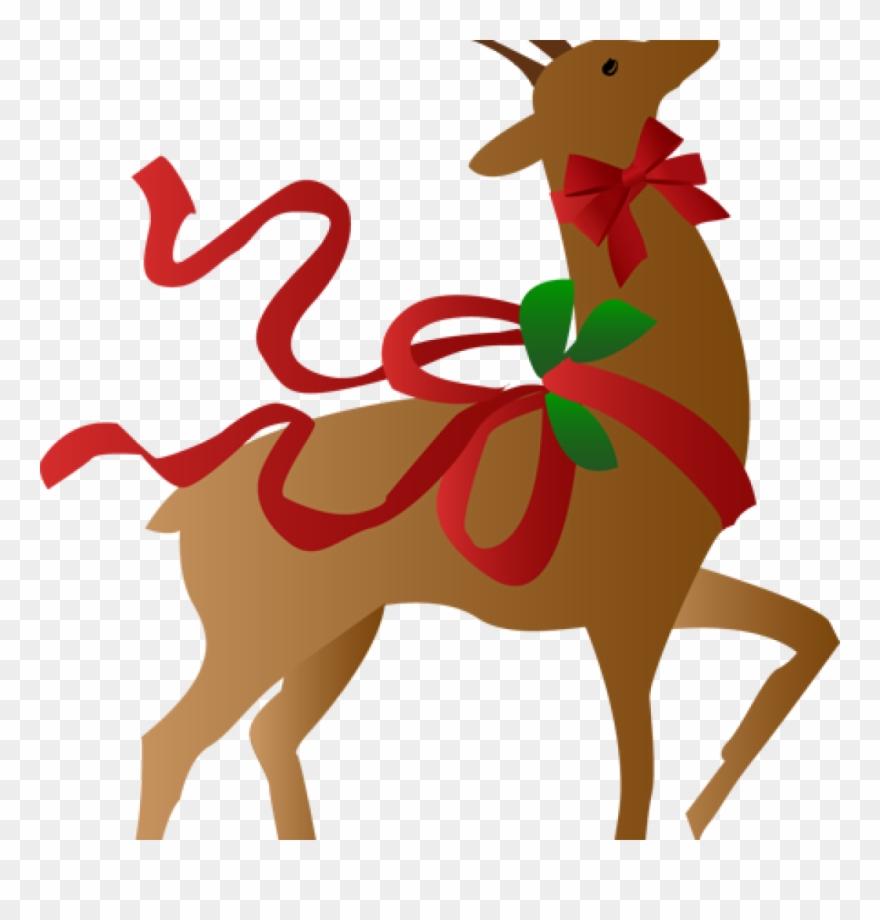 Reindeer Clipart Christmas Reindeer Clipart A Christmas.