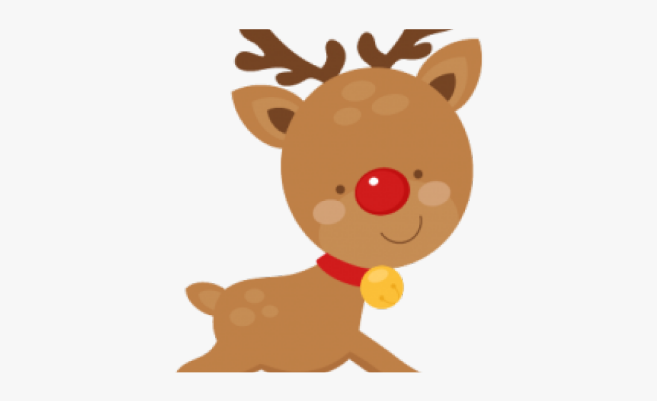 Cute Christmas Reindeer Clipart, Cliparts & Cartoons.