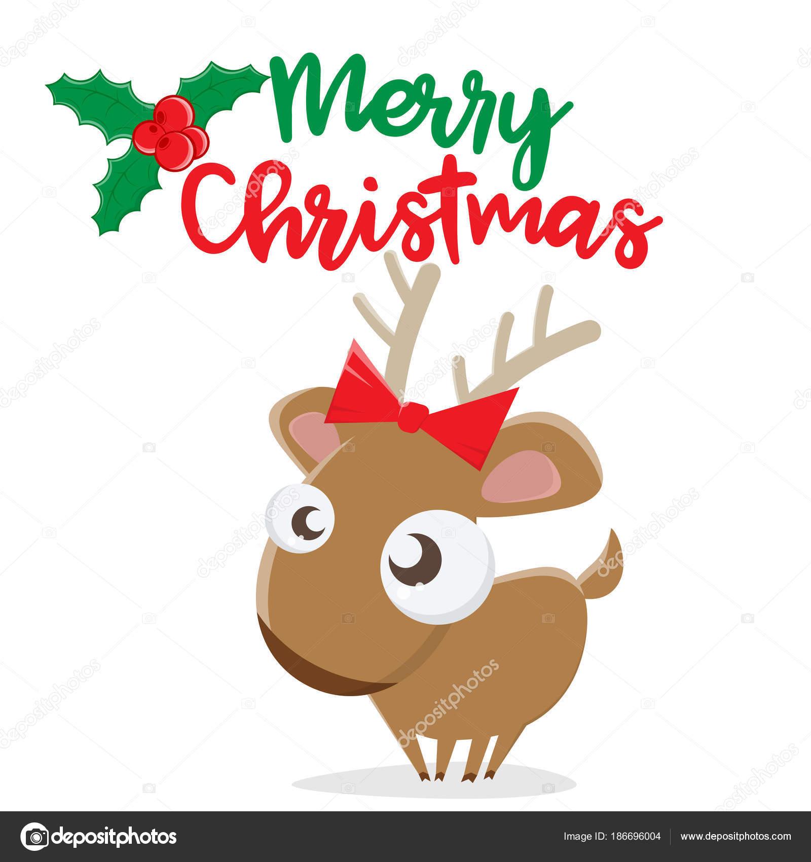 Clipart: clip art reindeer.
