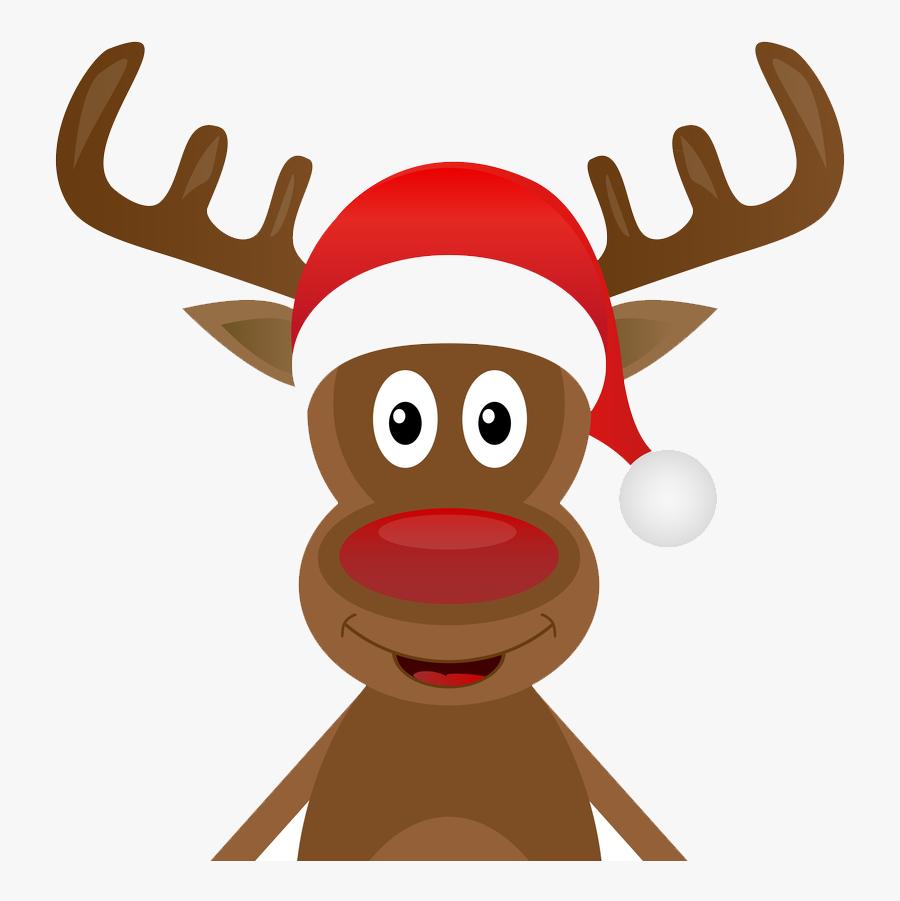 Christmas Deer Png.