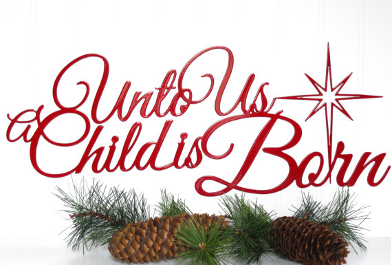 Christmas religious clipart available for use in church ads.