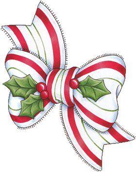 Christmas Ribbon #clipart #holiday #holidayclipart #christmas.
