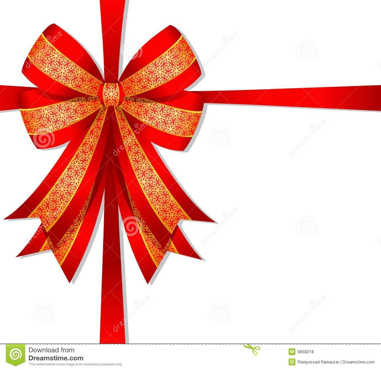 12+ Christmas Bow Clipart.