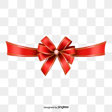 Christmas Ribbon Png, Vector, PSD, and Clipart With Transparent.