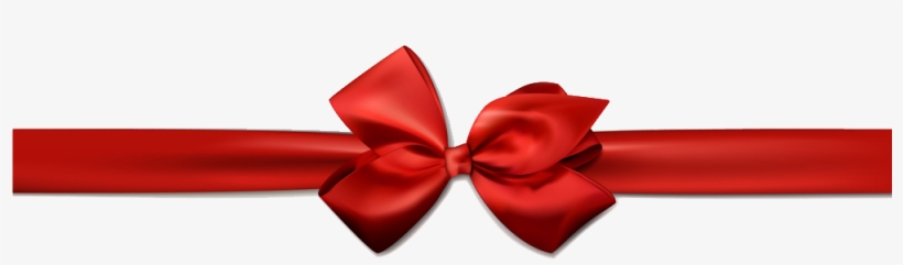 Christmas Ribbon Png Image.