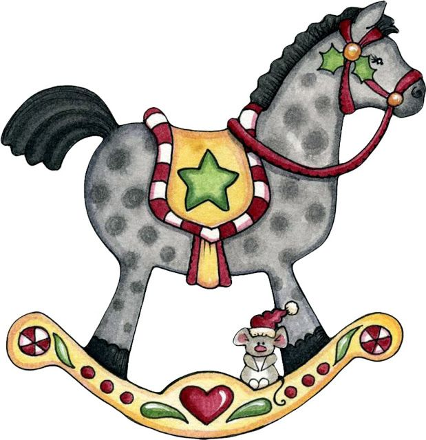 20503 Horse free clipart.