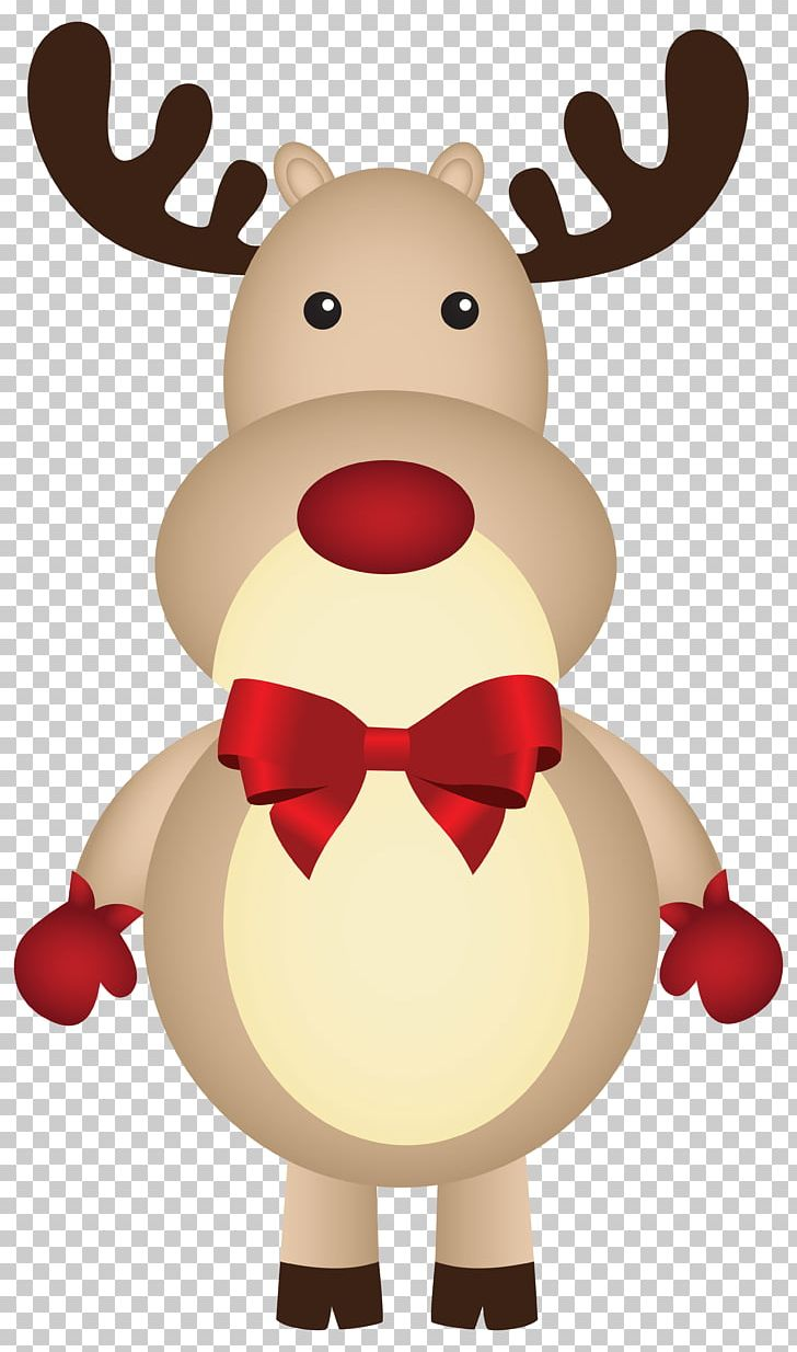 Rudolph Santa Claus's Reindeer Christmas PNG, Clipart, Animation.