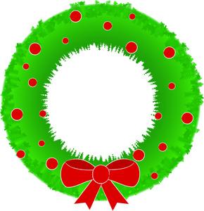 Christmas Wreath Clip Artwreath Clip Art Fpmorug.