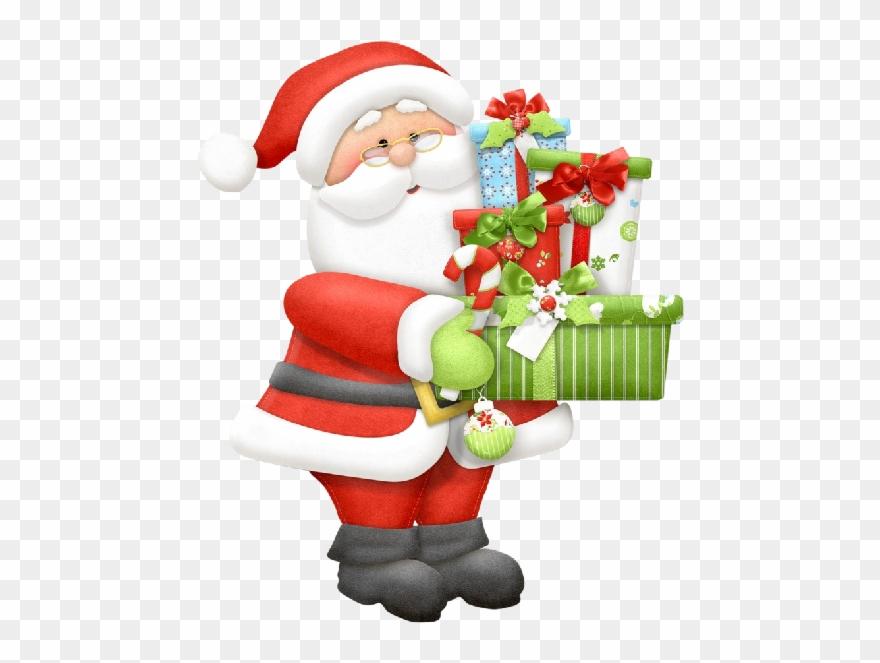 Santa Claus Cartoon Christmas Clip Art Images On A.
