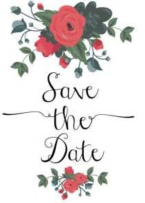 Gallery For Save The Date Clip Art.