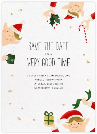 Christmas save the date clipart 2 » Clipart Portal.