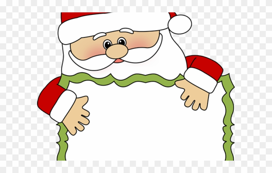 Free Santa Clipart.