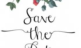 Christmas Save The Date Clipart (37 ).
