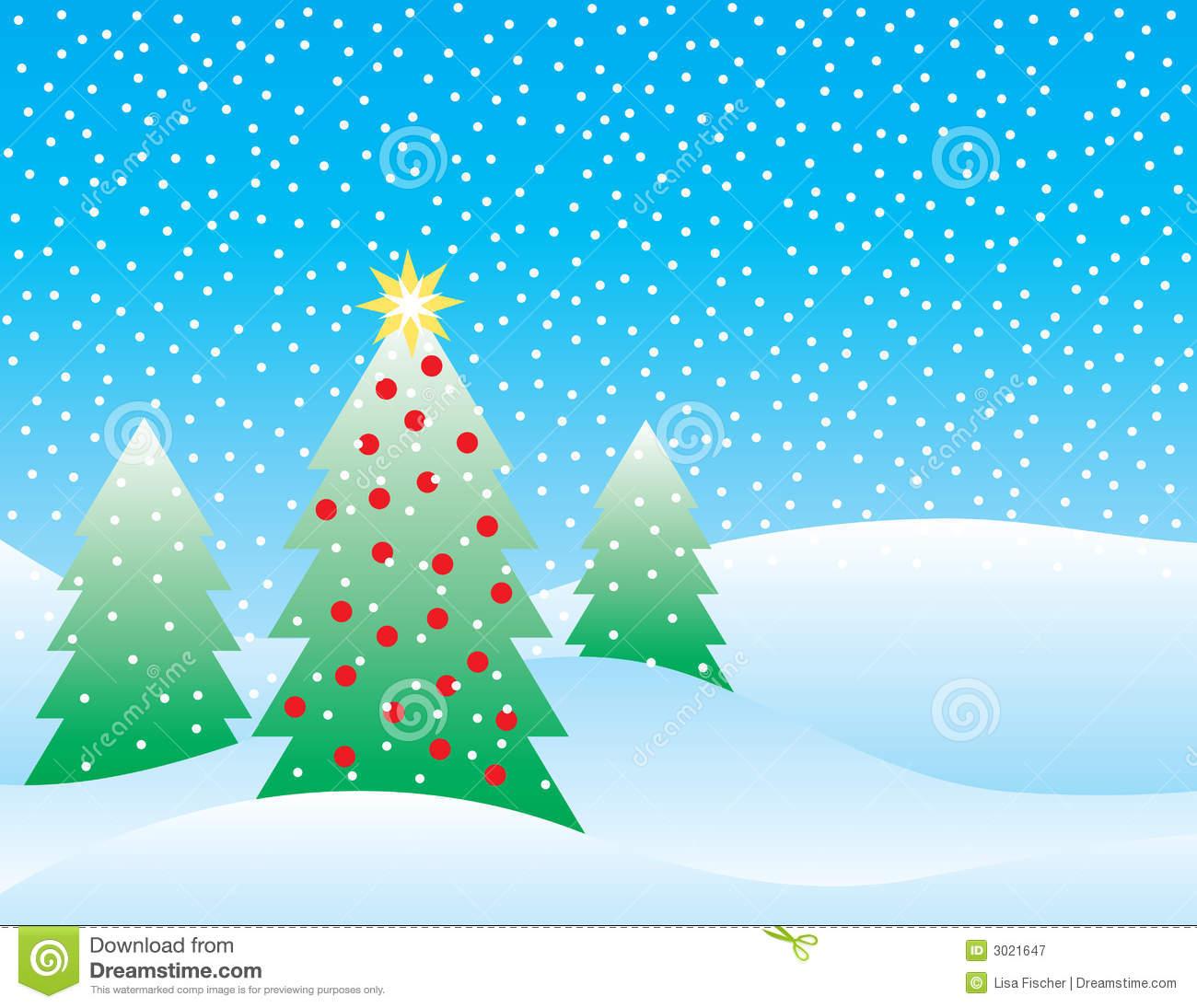 57+ Christmas Scenes Clipart.