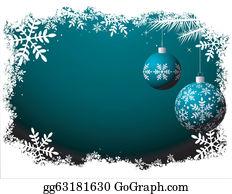 Christmas Scene Clip Art.