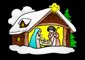 Free to Use & Public Domain Nativity Clip Art.
